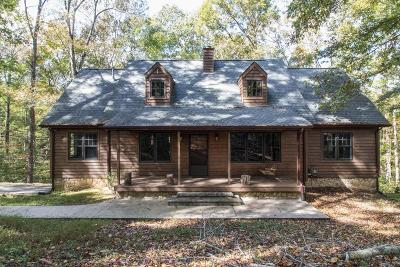 Kingston Springs Single Family Home Under Contract - Showing: 1113 Blackburn Dr