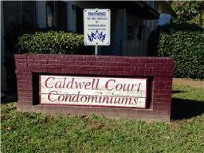 Davidson County Condo/Townhouse For Sale: 550 Harding Pl Apt F114 #F114