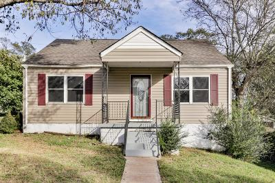 Columbia  Single Family Home Under Contract - Showing: 1701 West Ave