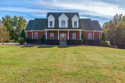 Chapmansboro Single Family Home For Sale: 1125 Dorris Winters Rd
