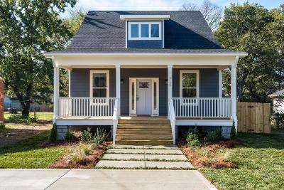 Nashville Single Family Home For Sale: 6125 Louisiana Avenue