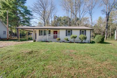 Mount Juliet Single Family Home For Sale: 198 Paradise Dr