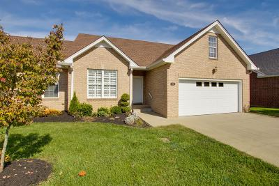 Christian County, Ky, Todd County, Ky, Montgomery County Condo/Townhouse For Sale: 13 Townsend Way #13