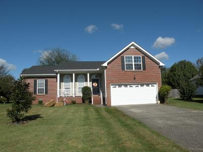 Single Family Home Sold: 588 Bradford Dr