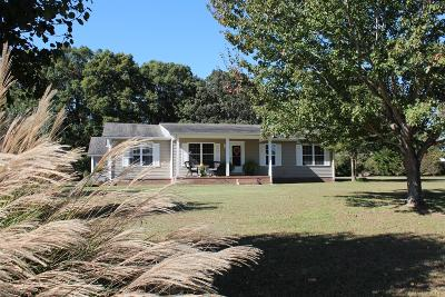 Woodbury Single Family Home Under Contract - Showing: 1590 Peeler Hill Rd
