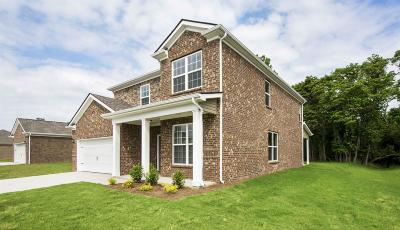 Gallatin Single Family Home For Sale: 552 Smoky Mountains Drive