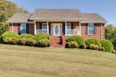 Lewisburg Single Family Home For Sale: 2412 Old Columbia Rd