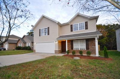 Lavergne Single Family Home Under Contract - Showing: 123 Dreville Dr
