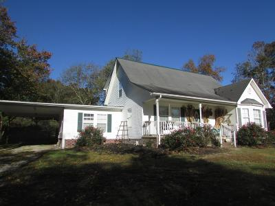 Lawrenceburg Single Family Home For Sale: 137 Long Branch Rd