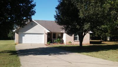 Lavergne Single Family Home Under Contract - Showing: 224 Blue Lake Ln
