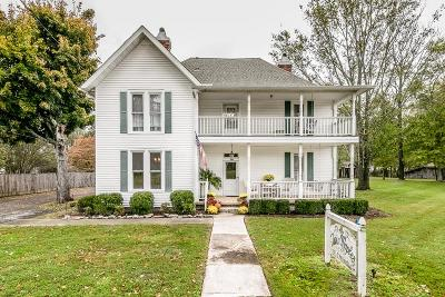 Spring Hill Single Family Home For Sale: 370 Beechcroft Rd