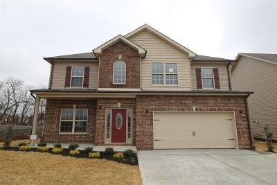 Clarksville Single Family Home Under Contract - Showing: 138 Summerfield