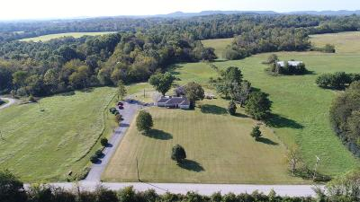 Williamson County Single Family Home For Sale: 8455 Bellenfant Rd