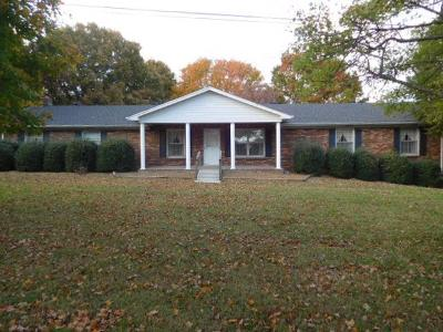 Sumner County Single Family Home For Sale: 4456 76 Hwy