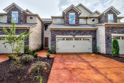 Murfreesboro Condo/Townhouse For Sale: 2307 River Terrace Dr #24