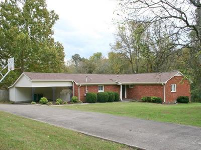 Lewisburg Single Family Home Under Contract - Showing: 1035 Green Valley Dr