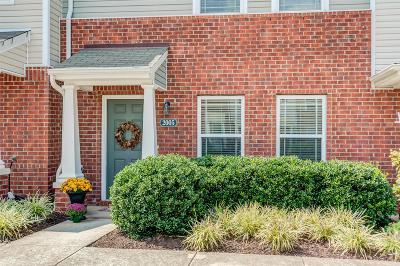 Spring Hill Single Family Home Under Contract - Showing: 2005 Arum Ct