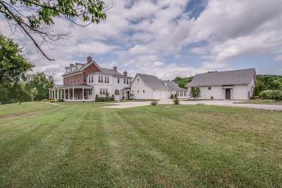 Thompsons Station  Residential Lots & Land For Sale: 4810 Scenic Oaks Lane