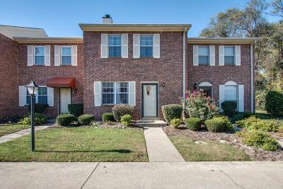 Hermitage Condo/Townhouse Under Contract - Showing: 141 Thistle Ln #141