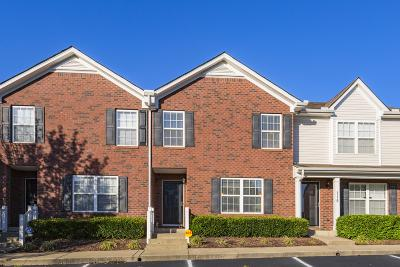 Smyrna, Lascassas Condo/Townhouse Under Contract - Showing: 116 Wolverine Ct