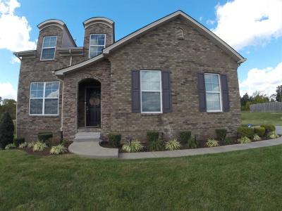 Lavergne Single Family Home For Sale: 1002 Blair Oaks Ct