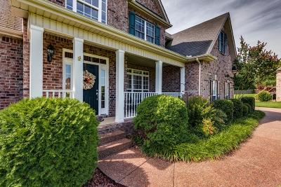Williamson County Single Family Home Under Contract - Showing: 7306 Hudgins Ct