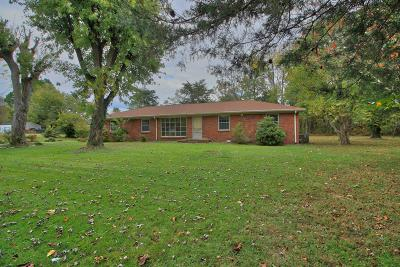 White House Single Family Home For Sale: 118 Brooklawn Dr