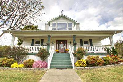 Watertown TN Single Family Home For Sale: $424,900