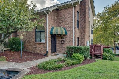 Brentwood Condo/Townhouse Under Contract - Showing: 279 Glenstone Cir