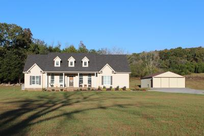 Readyville Single Family Home Under Contract - Showing: 2451 Locke Creek Rd