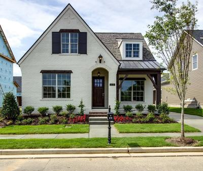 Nolensville Single Family Home For Sale: 2513 Whitlock Trail