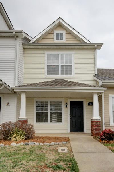 Christian County, Ky, Todd County, Ky, Montgomery County Condo/Townhouse For Sale: 83 John Sevier Ave