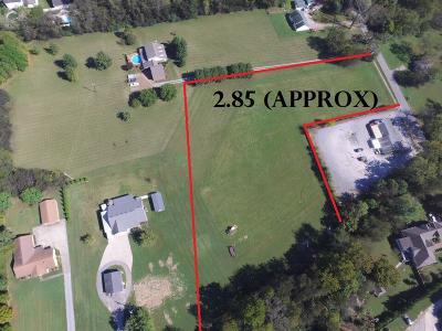 Hendersonville Residential Lots & Land For Sale: Stop Thirty Rd