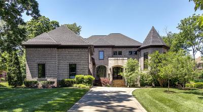 Nashville Single Family Home For Sale: 4017 Wallace Ln