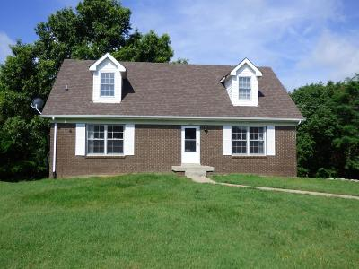 Clarksville Single Family Home For Sale: 1012 Dominion Dr