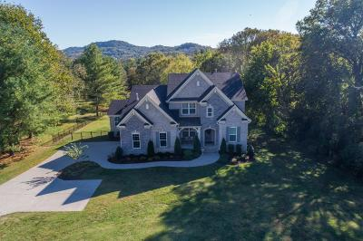 Brentwood TN Single Family Home Under Contract - Showing: $720,000