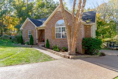White House Single Family Home Under Contract - Showing: 108 Arapaho Ct
