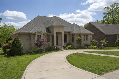 Hendersonville Single Family Home Under Contract - Showing: 121 Spy Glass Way