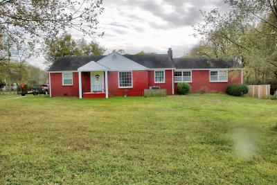Madison Single Family Home For Sale: 426 Neelys Bend Rd