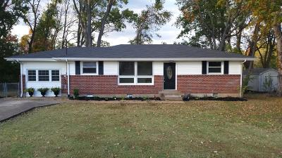 Smyrna Single Family Home Under Contract - Showing: 201 Belaire Dr