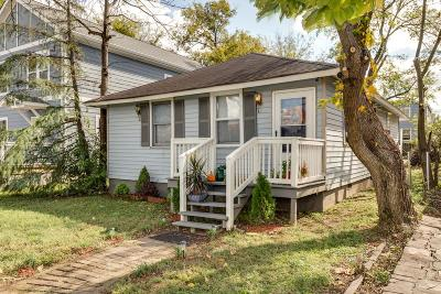 Single Family Home Under Contract - Showing: 2517 A Herman St
