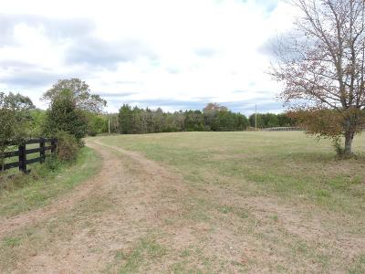 Rutherford County Residential Lots & Land For Sale: 2906 W Trimble Rd