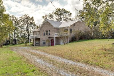 Marshall County Single Family Home Under Contract - Showing: 2121 Coyle Rd
