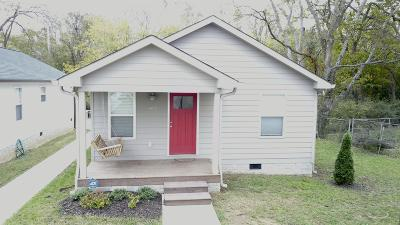 Single Family Home For Sale: 4410 B Old Hickory Blvd
