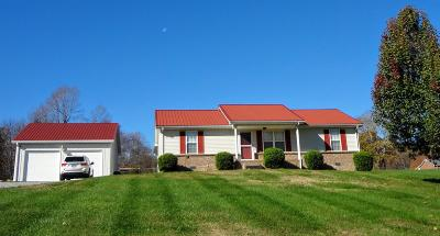 Ashland City Single Family Home For Sale: 1042 Richland Trail Rd