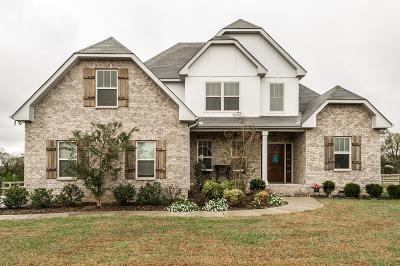 Gallatin Single Family Home Under Contract - Showing: 1042 Double Tree Ln