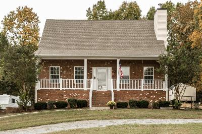 Goodlettsville Single Family Home For Sale: 361 B Allen Rd