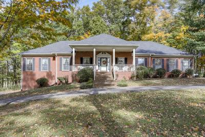 Nolensville Single Family Home Under Contract - Showing: 2216 McFarlin Rd
