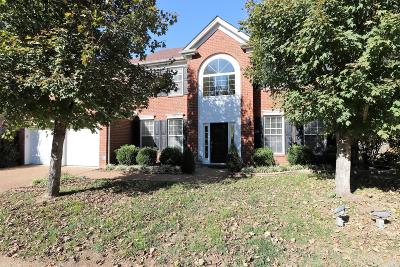 Franklin Single Family Home For Sale: 100 Wheaton Hall Ln