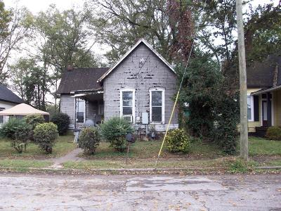 Nashville Single Family Home For Sale: 1703 9th Ave N